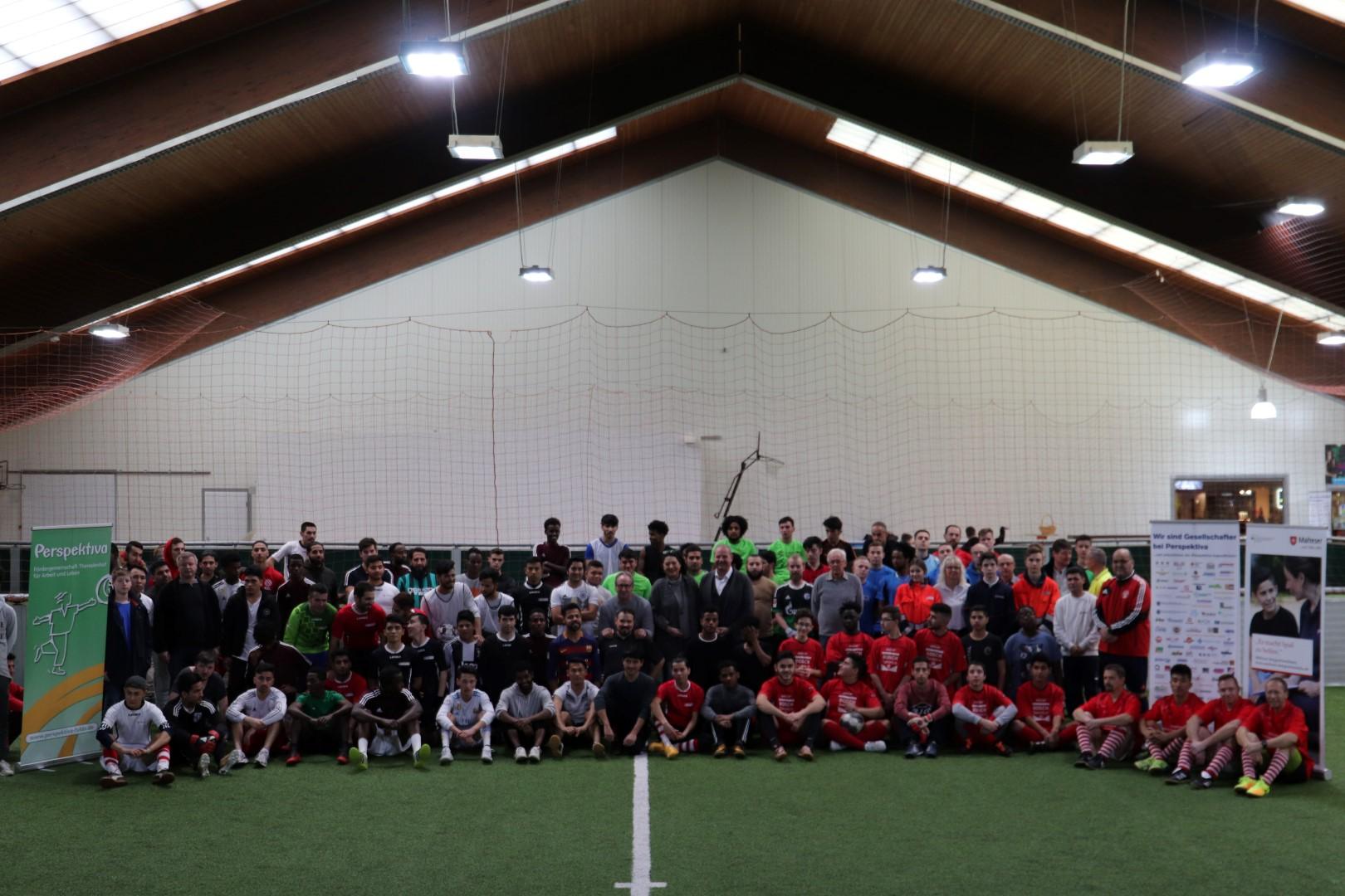 Perspektiva Eine Chance Fur Jugendliche Fussball Verbindet